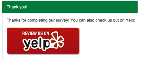 Clover-Customer-Survey-Yelp